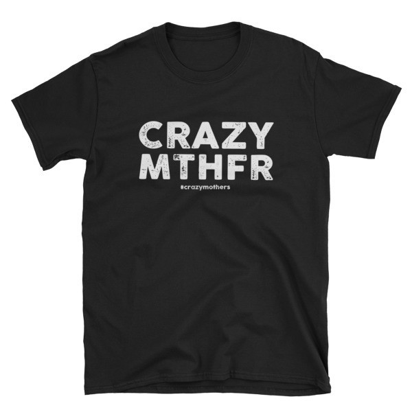 LIMITED EDITION: CRAZY MTHFR Short-Sleeve Unisex T-Shirt