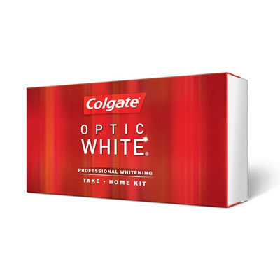 Colgate Optic White 9% 4 Pack