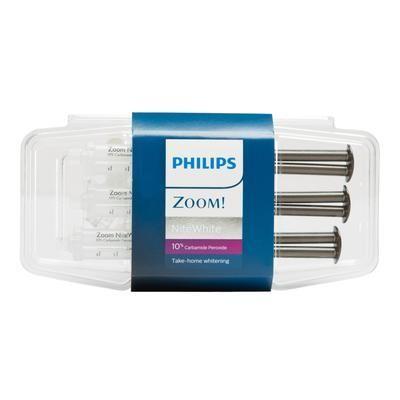 Philips Zoom! NiteWhite 10% 3 Pack