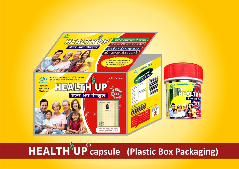 Health Up (Plastic Box)