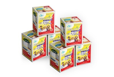 Health Up (Strip Box)- Pack Of 6