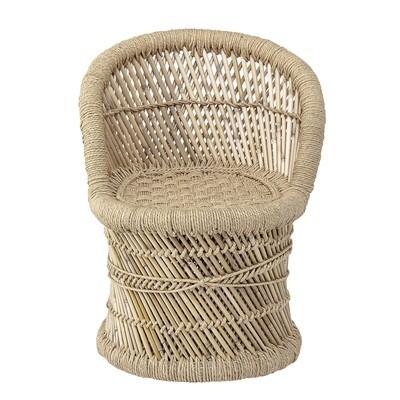 Kėdutė Iš Bambuko