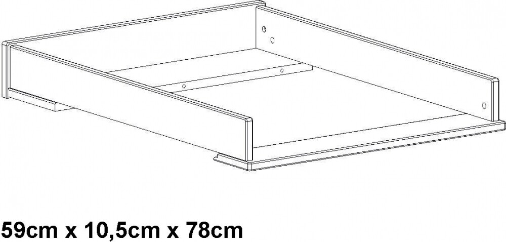 Vystymo stalas RR55