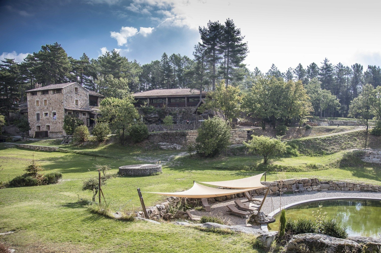 4-Day Yoga, Meditation and Reconnection Retreat in France June -13-16, 2019