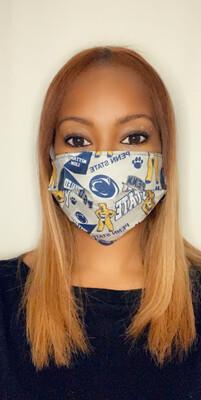 Penn State Face Mask