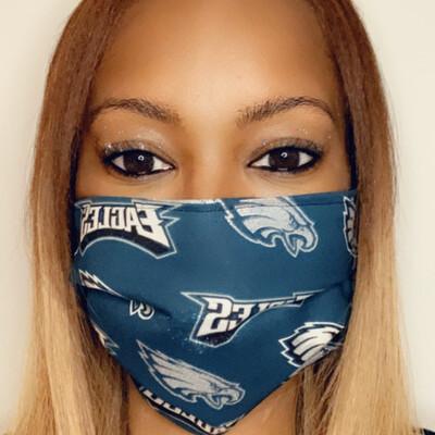 Eagles Face Mask