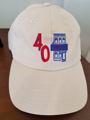 AACC 40th Anniversary Hat