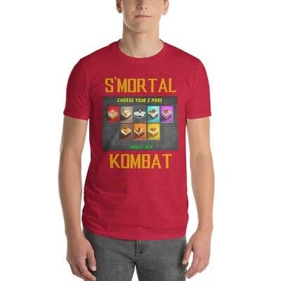 S'mortal Kombat! Short-Sleeve Tee