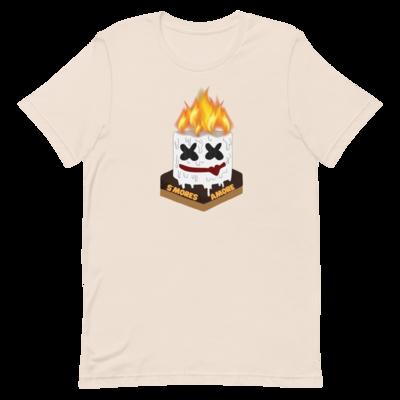 """""""GET FIRED UP!"""" Short-Sleeve Unisex T-Shirt"""