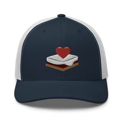 S'mores Amore Trucker Cap