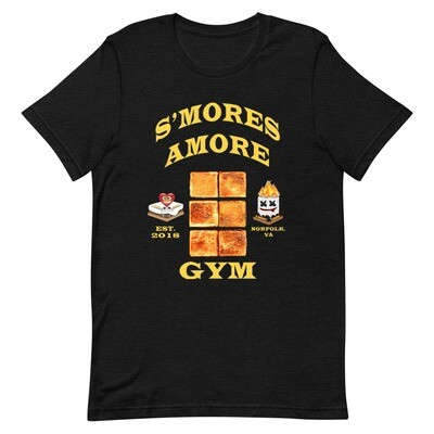 """S'mores Amore Gym"" Tee"
