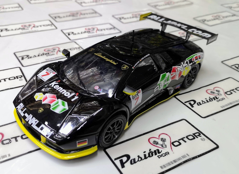 1:24 Lamborghini Murcielago GT 2007 Bburago Burago En Display / A Granel
