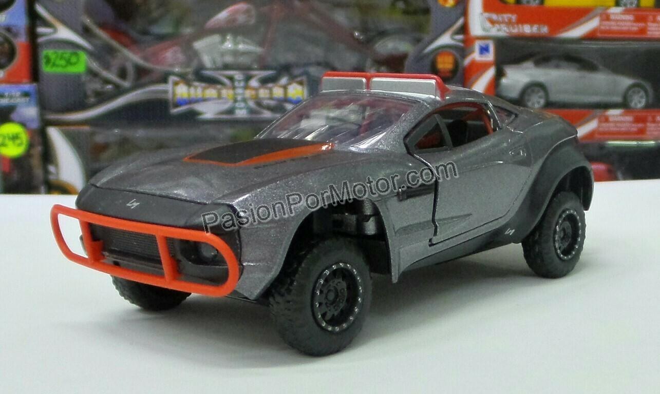 1:32 Local Motors Rally Fighter Letty Rapido y Furioso Jada Toys En Display a Granel