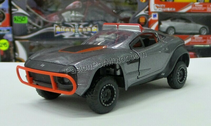 1:32 Local Motors Rally Fighter Letty Rapido y Furioso Jada Toys En Display a Granel