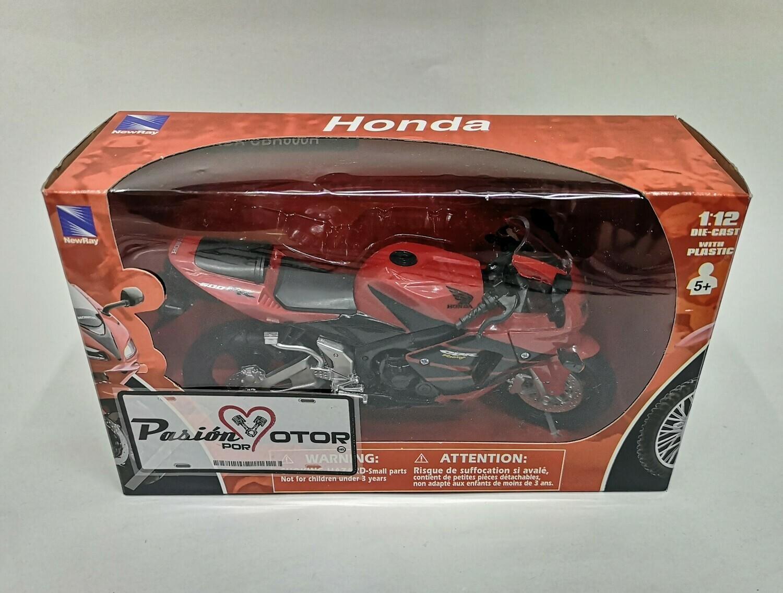 1:12 Honda CBR600RR 2006 Rojo New Ray Moto