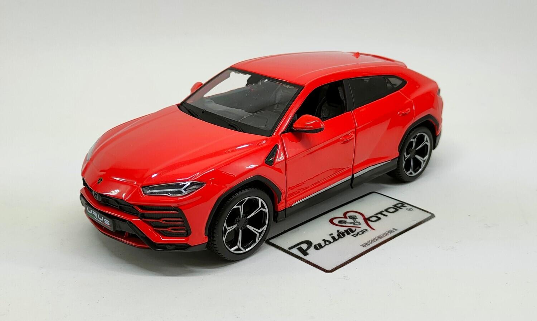 1:25 Lamborghini Urus SUV 2018 Rojo Maisto Special Edition Con Caja