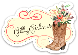 Flower Boots Sticker