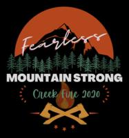Creek Fire Relief Sticker