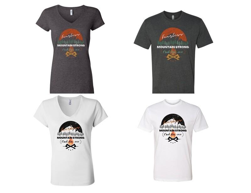 Creek Fire Relief Shirt
