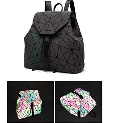 100B+ Reflective Rucksack Shoulder Bag