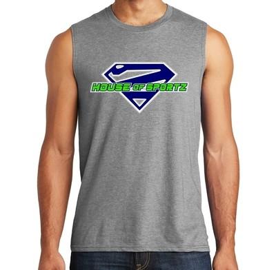 Logo Muscle Tank
