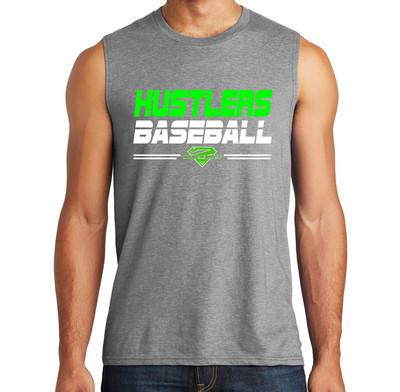 Hustlers Baseball Muscle Tank