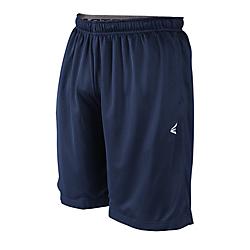 Navy Easton Baseball Training Shorts