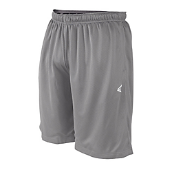 Grey Easton Baseball Training Shorts