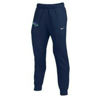 Nike Club Fleece Sweatpants - Navy