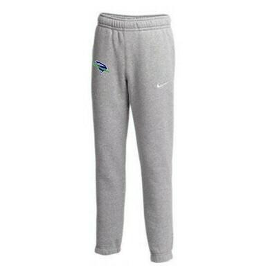 Nike Club Fleece Sweatpants - Heather Grey