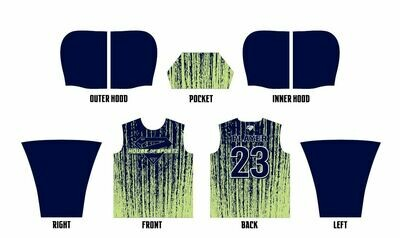 2021 Sublimated Player Hoodie