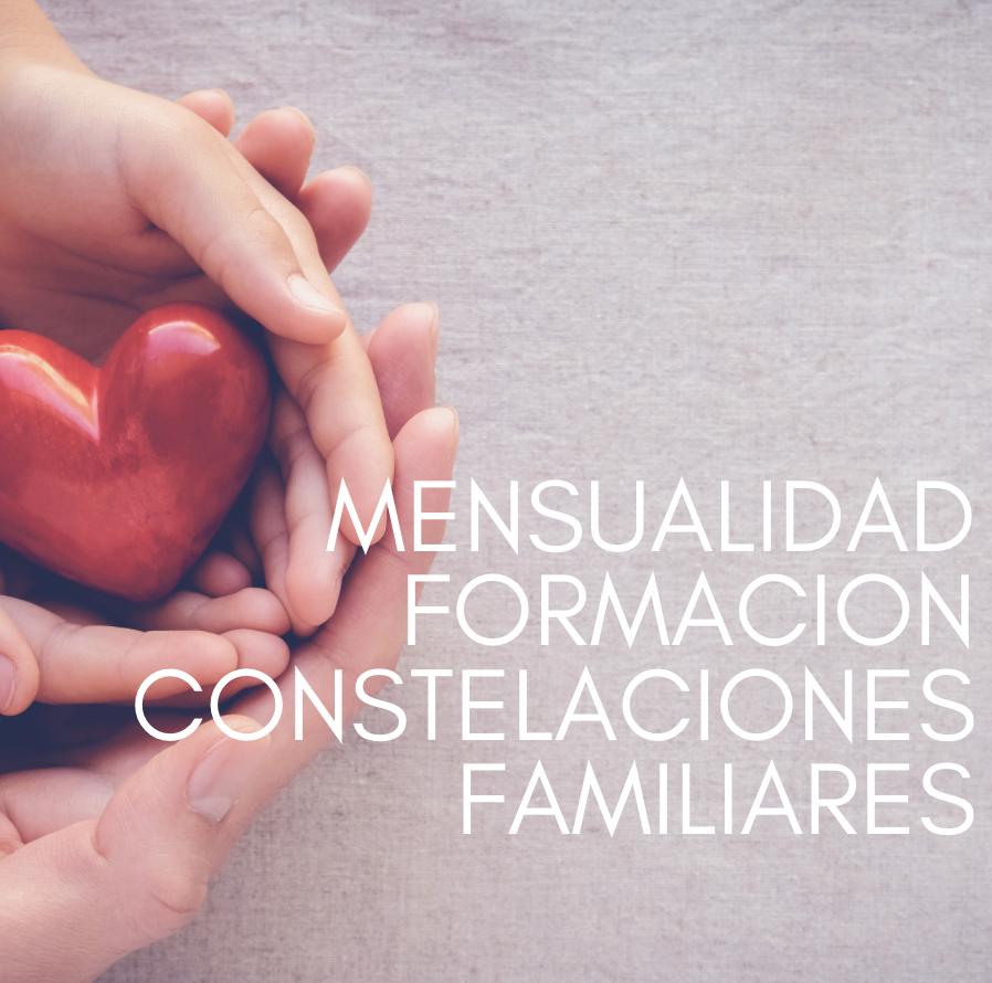 MENSUALIDAD FORMACION CONSTELACIONES / con Siam
