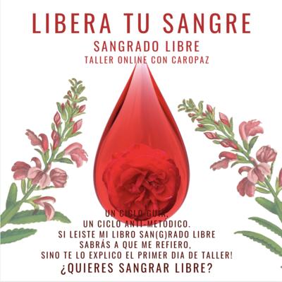 Ciclo SANGRADO LIBRE + libro digital