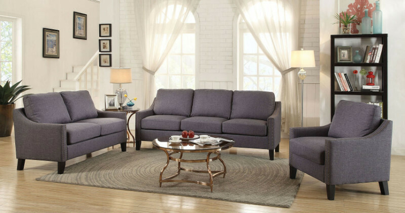 SOFA, LOVESEAT & CHAIR