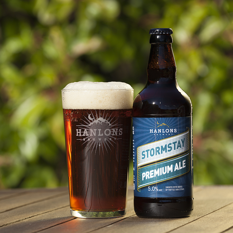 12 Bottles Of Hanlons Stormstay
