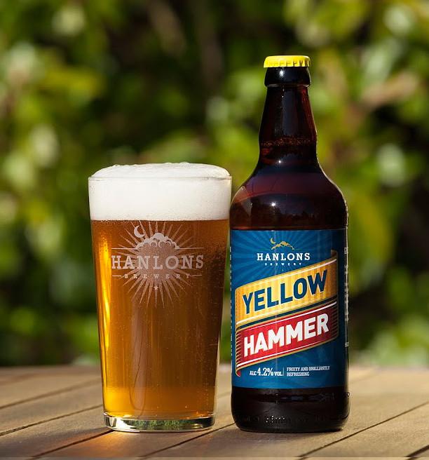12 Bottles Of Hanlons Yellow Hammer