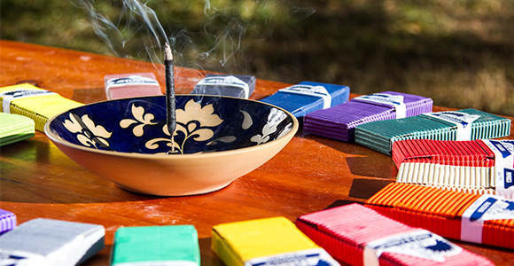 Incense in Stick Create your Box 4 Pcs