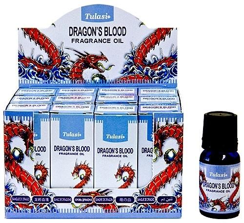 Olio Aromatico Sangue di Drago - contenuto 10ml