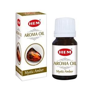 Olio Aromatico Ambra Mistica - contenuto 10 ml