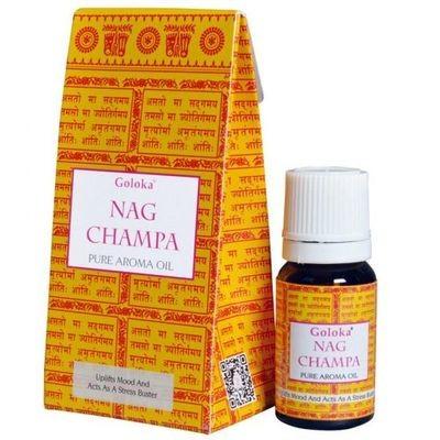 Nag Champa Aromatic Oil - content 10 ml