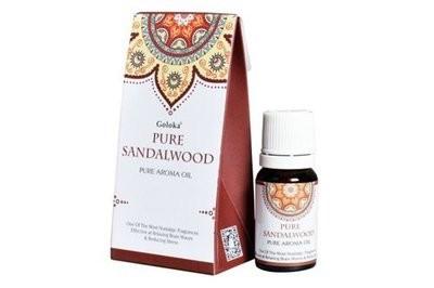 Sandalwood Aromatic Oil - content 10 ml