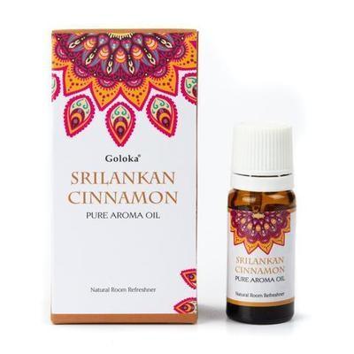 Cinnamon Aromatic Oil - content 10 ml