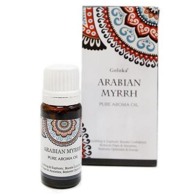 Aromatic Myrrh Arabic Oil - content 10 ml
