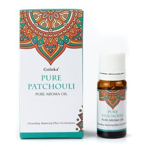 Patchouli Aromatic Oil - content 10 ml