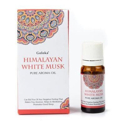 Aromatic White Musk Oil - content 10 ml