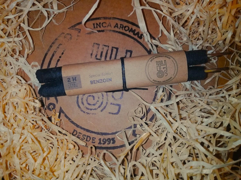 natural incense Benzoin Box 4 Pcs