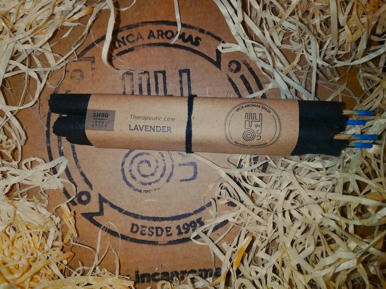 Incense in Stick Lavender Box 4 Pcs