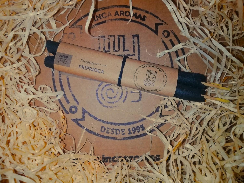 Incense in Stick Priprioca Box 4 Pcs