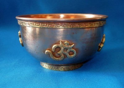 Small Copper Incense Holder for Resins