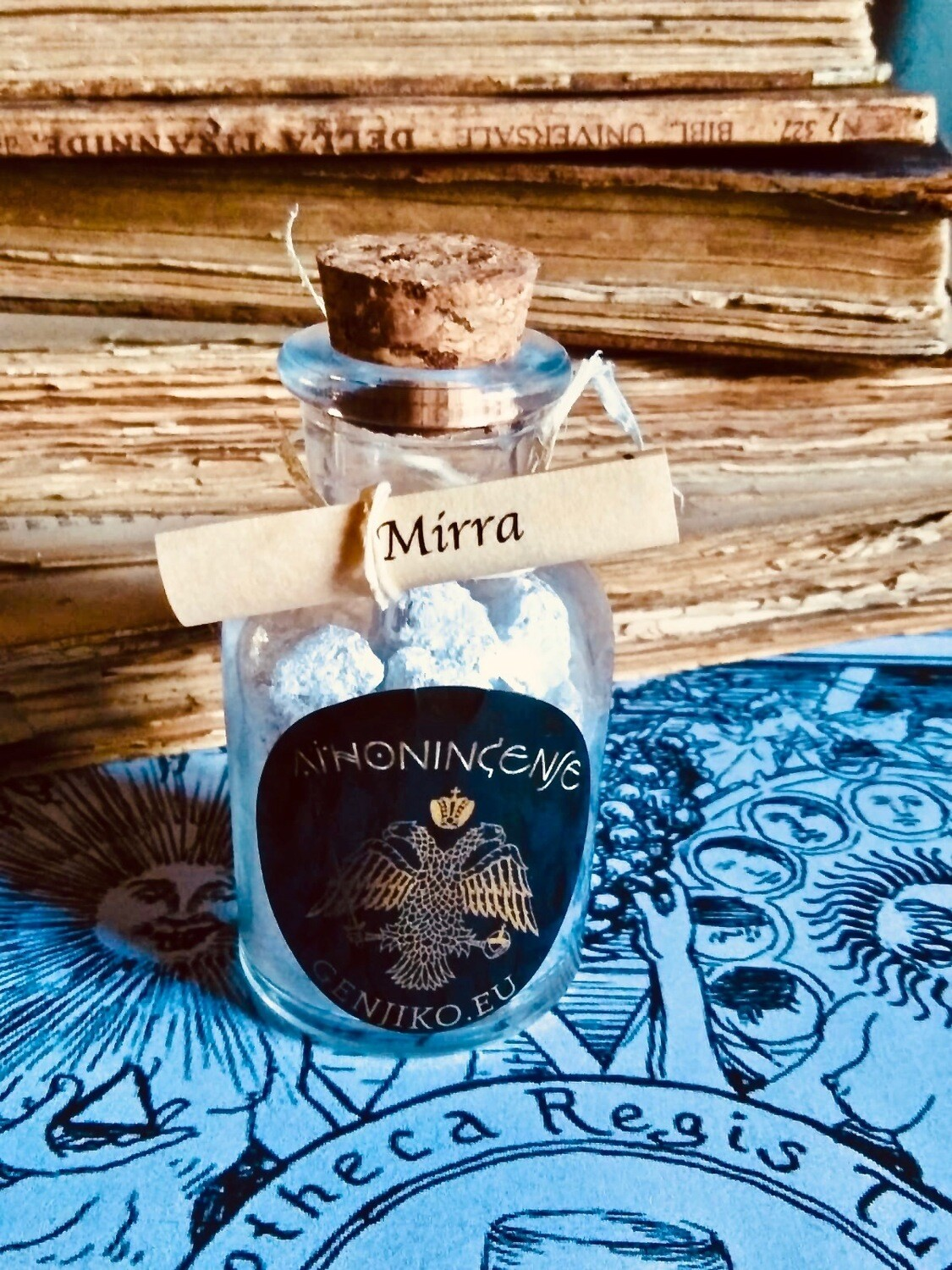 Incense in Myrrh Grains - 1 Gr